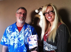 Hidden Life Giveaway winner, Laurie C.